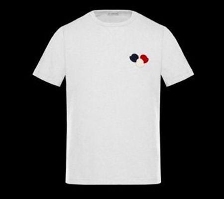 トリコロールTシャツ