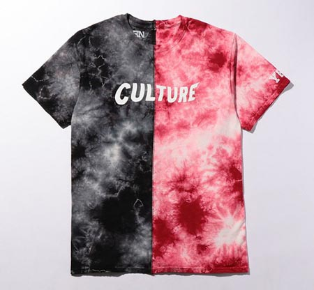 CULTURE H/H TEE/Tシャツ