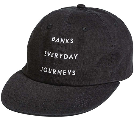 BANKS EVERYDAY JOURNEY'S HAT