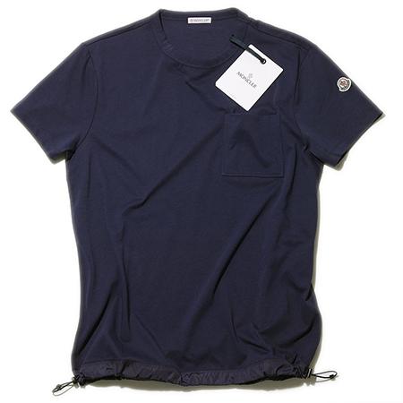 ドローコード付き天竺Tシャツ