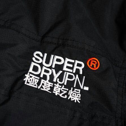 super dry パーカー