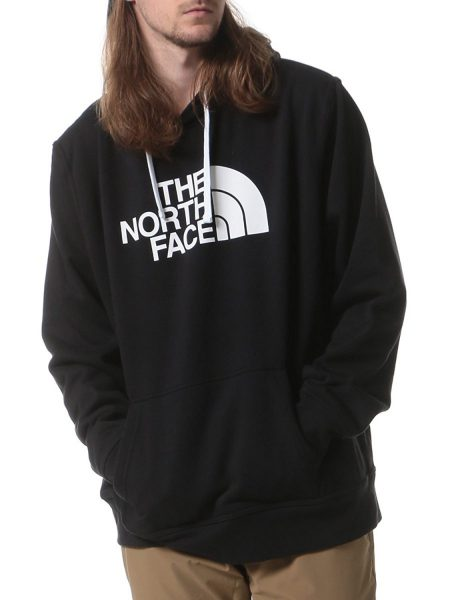 The North Face ロゴパーカー