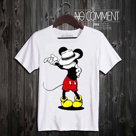 Mickey Jackson T Shirt