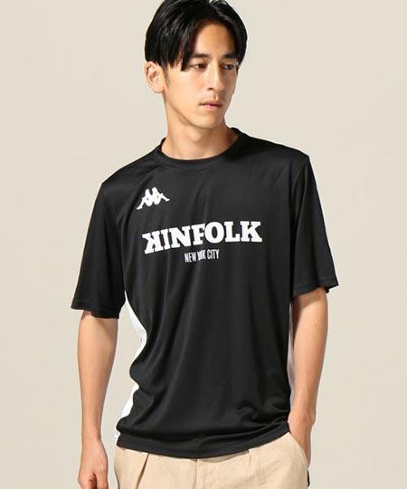 KINFOLK×KAPPA Tシャツ