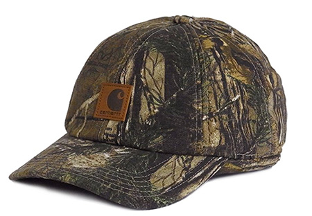 CAMO EAR FLAP CAP