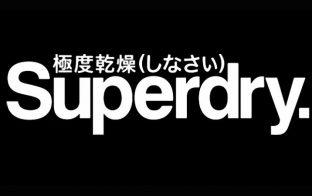 super dry ロゴ