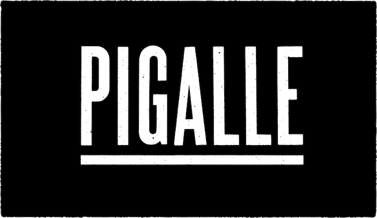 pigalle ロゴ