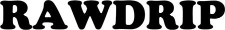 RAWDRIP ロゴ