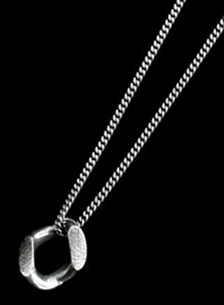 Still Hard CHAIN SV Necklace(Silver)