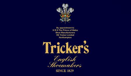 Tricker's ロゴ