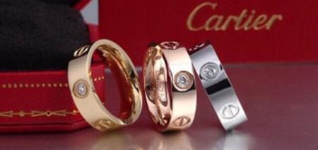 Cartier ペアリング