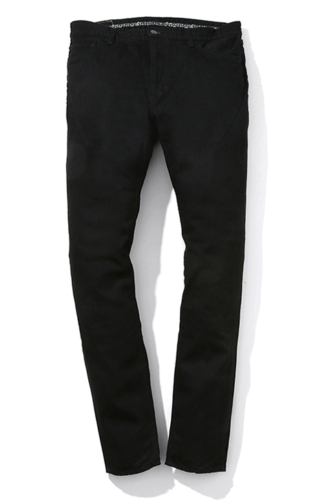 SKINNY PANTS_STRECH DENIM