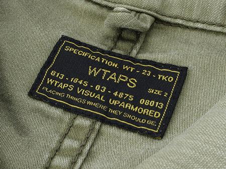WTAPS ロゴ