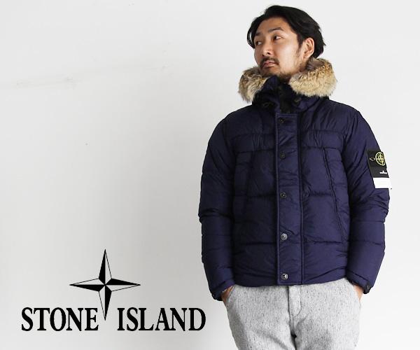 STONE ISLAND ダウンジャケット