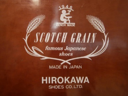 SCOTCH GRAIN ロゴ