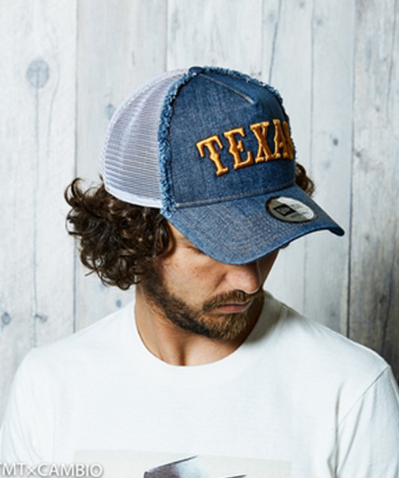 940 DENIM MESH CAP