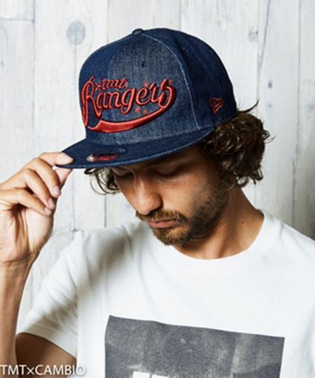 950 DENIM MESH CAP