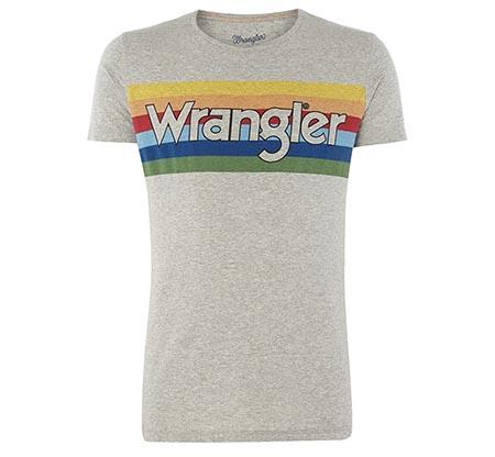 レインボーロゴTシャツ