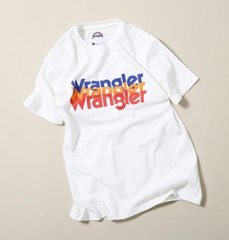 nano universe別注 ロゴTシャツ