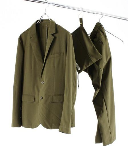 NAVAL/DryComfortableテーラードジャケット