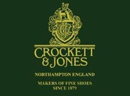 Crockett&Jones ロゴ