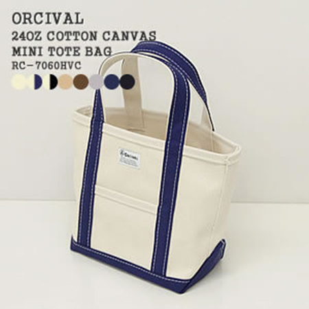 ORCIVAL/トートバッグ