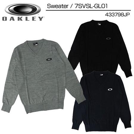 OAKLEY/メンズVネックセーター
