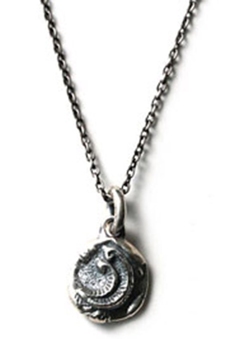 Ancient Moon Pendant(Silver)