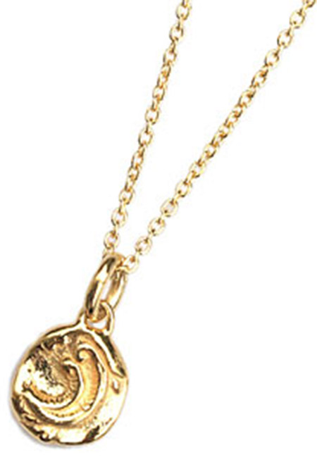Ancient Moon Pendant(Gold)