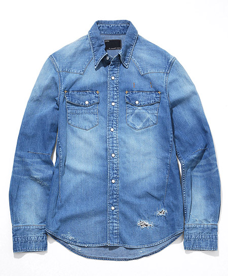 WESTERN SHIRTS_DENIM