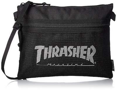 THRASHER(スラッシャー) サコッシュ