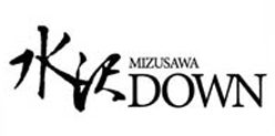 水沢ダウン ロゴ