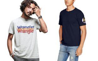 wrangler Tシャツ
