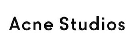 ACNE STUDIOUS ロゴ