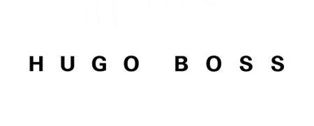 HUGO BOSS ロゴ