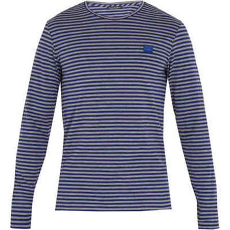 Napa Face striped cotton T-shirt