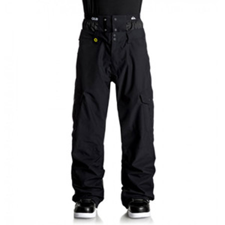 QUICK SILVER/PORTER SHELL GAITER PANT