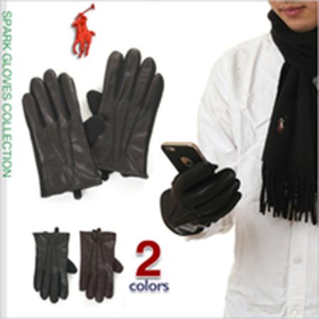ナッパレザー手袋