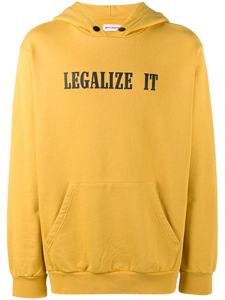 Legalize itスウェットパーカー