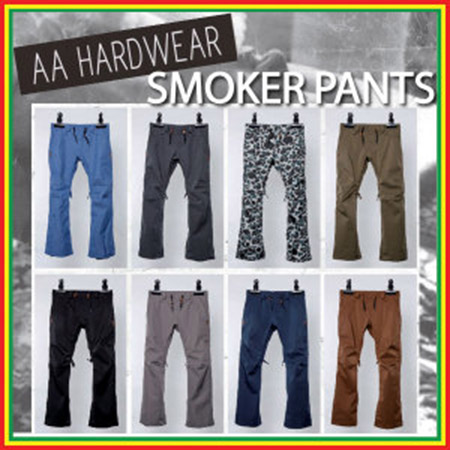 AA/SMOKER PANTS