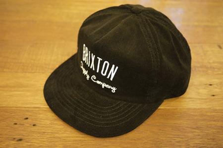 BRIXTON キャップ