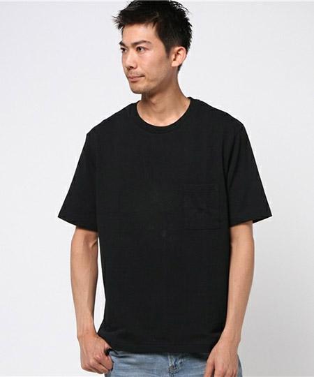 ドライジャージビッグシルエットポケット付き半袖Tシャツ MXP