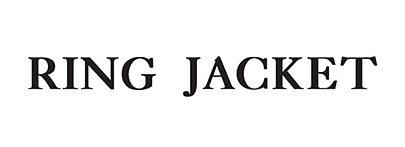 リングヂャケット ロゴ