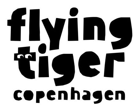 Flying Tiger Copenhagen ロゴ