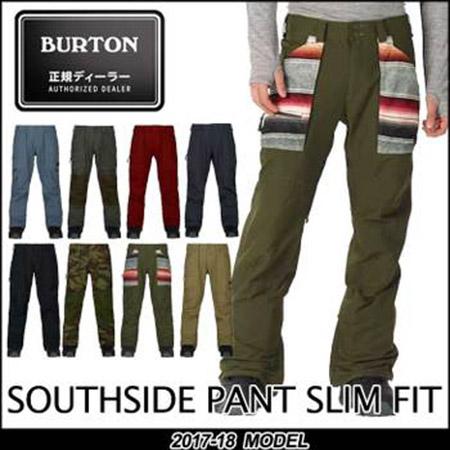 BURTON/Southside Pant Slim Fit