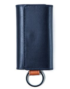 S9692 KEY CASE WITH RING DERBY COLLECTION