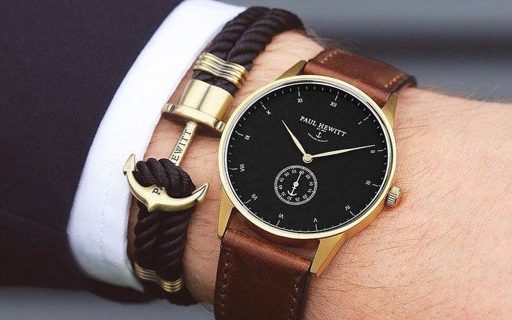 buy online 9be18 44bce オシャレメンズが大注目!PAUL HEWITTのおすすめ腕時計7選
