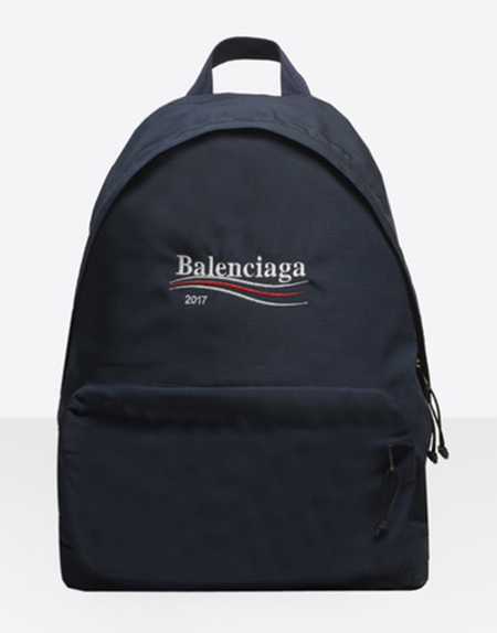 BALENCIAGA/エクスプローラーロゴバックパック