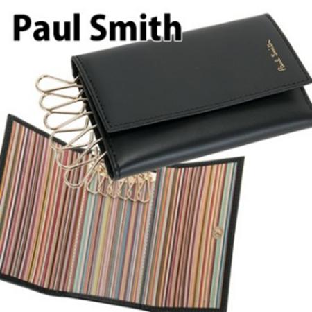 6連キーケース Paul Smith