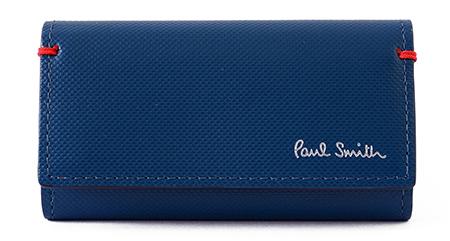 コントラストカラー4連キーケース Paul Smith